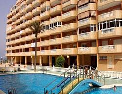 Apartamentos hawaii 4 5 la manga del mar menor murcia for Aparthotel londres centre