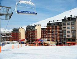 Apartamentos paradise blanc 3000 pas de la casa andorra - Hotel camelot pas de la casa ...