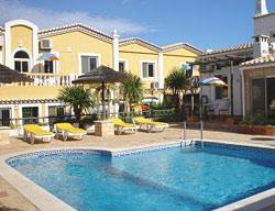 Aparthotel Vilas Dinis Lagos Algarve