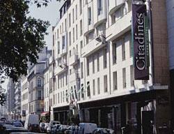 Hotel citadines paris bastille marais arr 10 11 gare du for Hotel boulevard richard lenoir paris