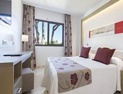 Hotel hipotels barrosa garden chiclana sancti petri c diz - Apartamentos barcelo sancti petri ...