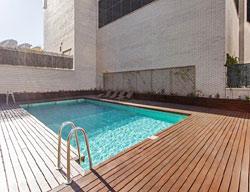 Hotel ilunion valencia valencia valencia for Nh jardines del turia